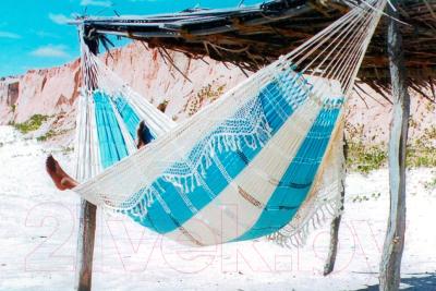 Гамак Tropical Paradise (голубой)