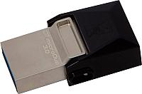 Usb flash накопитель Kingston DataTraveler microDuo 32GB (DTDUO3/32GB) -