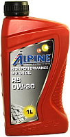 Моторное масло ALPINE RS 0W30 / 0100241 (1л) -