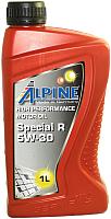 Моторное масло ALPINE Special R 5W30 / 0101401 (1л) -