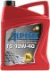 Моторное масло ALPINE TS 10W40 / 0100082 (5л) -