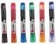 Набор маркеров Rexel 1901077 (6шт) -