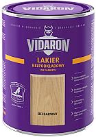 Лак Vidaron Безгрунтовочный для паркета (2.5л, блестящий глянец) -