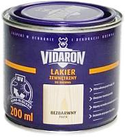 Лак Vidaron Наружный (200мл, бесцветный глянец) -