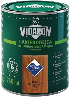 Лакобейц Vidaron L05 Натуральный Тик (750мл)