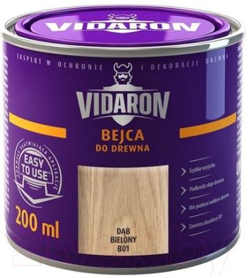 Морилка Vidaron B01 Белый дуб (200мл)