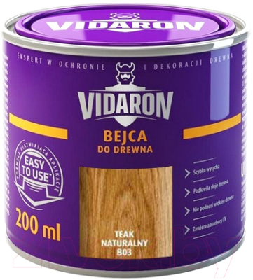 Морилка Vidaron B03 Тик натуральный (200мл)