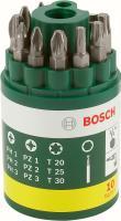 Набор бит Bosch Promoline 2.607.019.452 -