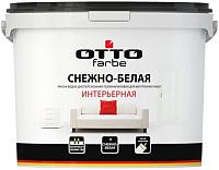 Краска Sniezka ОТТО полиакриловая (5л) -