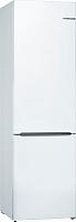 Холодильник с морозильником Bosch KGV39XW22R -