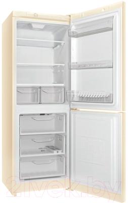 Холодильник с морозильником Indesit DS 4160 E