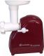 Мясорубка электрическая БЕЛВАР КЭМ-П2У-302-09 (красный) -