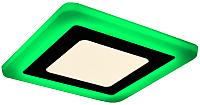 Точечный светильник Truenergy 3+2W 10259 (зеленый) -
