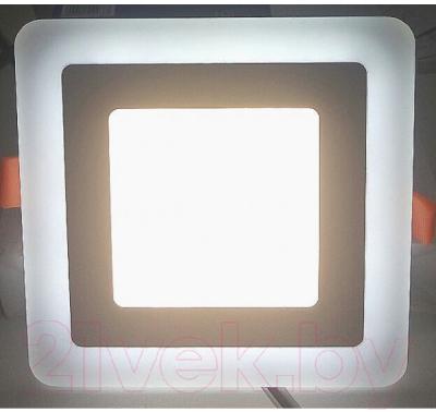 Точечный светильник Truenergy 6+3W 10268 (белый)