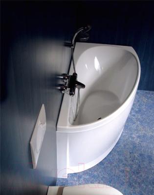 Ванна акриловая Ravak Avocado 160x75 L (CQ01000000)