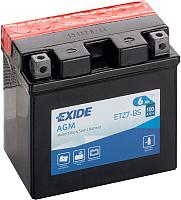 Мотоаккумулятор Exide Bike Maintenance Free ETZ7-BS (6 А/ч) -