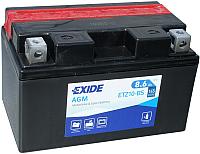 Мотоаккумулятор Exide Bike Maintenance Free ETZ10-BS (8.6 А/ч) -