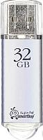 Usb flash накопитель SmartBuy V-Cut Silver 32Gb (SB32GBVC-S) -