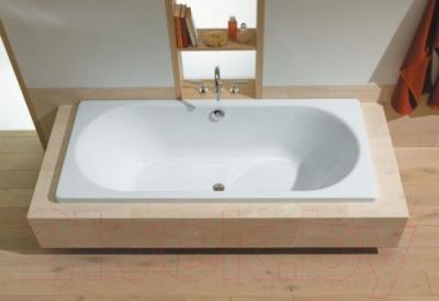 Ванна стальная Kaldewei Classic Duo 110 180x80 (easy-clean)