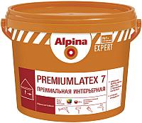 Краска Alpina Expert Premiumlatex 7. База 1 (10л) -