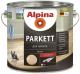Лак Alpina Parkett (10л, глянцевый) -