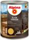 Масло для древесины Alpina Oel Fuer Terrassen (750мл, светлый) -