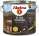 Масло для древесины Alpina Oel Fuer Terrassen (2.5л, светлый) -
