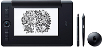 Графический планшет Wacom Intuos Pro Paper Medium North / PTH-660P-R -