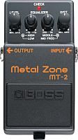Педаль электрогитарная Boss MT-2 -