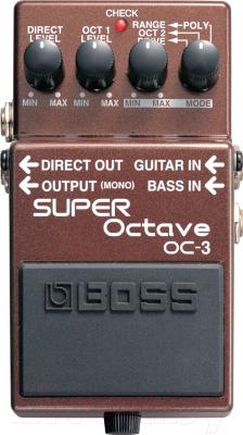 Педаль электрогитарная Boss OC-3
