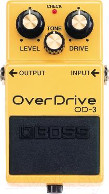 Педаль электрогитарная Boss OD-3