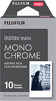 Фотопленка Fujifilm Instax Mini Monochrome (10шт) -
