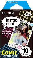 Фотопленка Fujifilm Instax Mini Comic (10шт) -