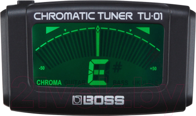 Тюнер Boss TU-01