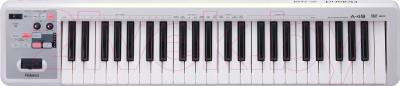 roland f 140r wh MIDI-клавиатура Roland A-49-WH