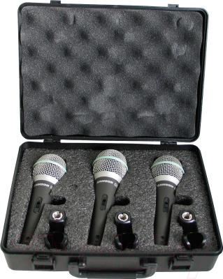 Микрофон Samson Q6CL3P