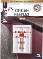 Иглы для швейной машины Organ 1-90/4 (двойные) -