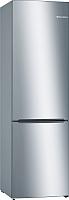 Холодильник с морозильником Bosch KGV39XL22R -