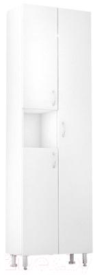 Шкаф-пенал для ванной Triton Джуно 60 (015.11.0600.103.01.01.L)
