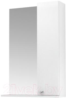 Шкаф с зеркалом для ванной Triton Локо 60 (013.42.0600.101.01.01.R)