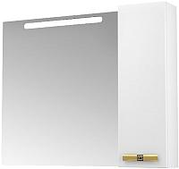 Шкаф с зеркалом для ванной Triton Родос 100 (009.42.1000.102.01.01.R) -