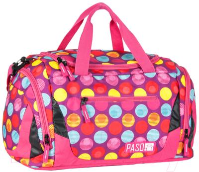 Спортивная сумка Paso 17-019UH