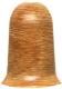 Уголок для плинтуса Ideal Комфорт 206 Дуб коньячный (наружный) -