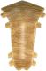 Уголок для плинтуса Ideal Комфорт 216 Дуб сафари (внутренний) -