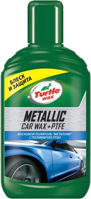 Полироль для кузова Turtle Wax PTFE с тефлоном turtle wax полироль для кузова renew polish 0 5 л