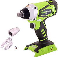 Аккумуляторный гайковерт Greenworks G24IW (3801207) -