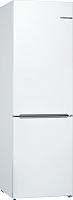 Холодильник с морозильником Bosch KGV36XW21R -