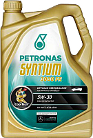 Моторное масло Petronas Syntium 3000 FR 5W30 / 18075019 (5л) -