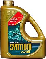Моторное масло Petronas Syntium 5000 XS 5W30 / 18145019 (5л) -