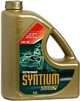 Моторное масло Petronas Syntium 5000 CP 5W30 / 18315019 (5л) -